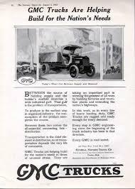 1918 Gmc Engine Car Truck Auto Pickup Construction Work Build Ad6035 ...