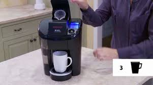 How To Run A Cleansing Brew In Your KeurigR VueR Brewer