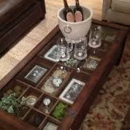 Benchwright Display Coffee Table