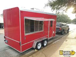 Food Trailers For Sale