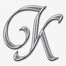 Letter K Alphabet Font к Png скачать 12001200 Свободный
