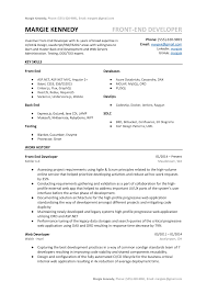 Front-End Developer Resume Sample & Template (Word, PDF ... Free Resume Templates For 2019 Download Now Pin By Nadine Richards On Jobs Job Resume Examples Examples For Professionals Best Formatced Marketing How To Pick The Format In Listed Type And 200 Professional Samples Housekeeping Sample Monstercom 27 Common Mistakes That Can Lose You Things 20 Executive Cxo Vp Director Resumeple Fresh Graduate Doc Curriculum Vitae Mechanical