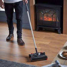 Electric Broom For Wood Floors by Cordless Carpet Sweeper Ebay