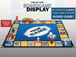 Powerpoint Board Game Template Animated