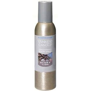 Yankee Candle Balsam & Clove Concentrated Room Spray