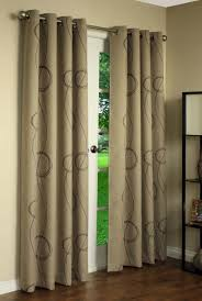 Curtains With Grommets Pattern by Thermal Grommet Top Curtains Grommet Top Insulated Panels