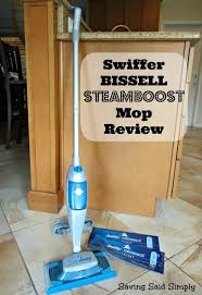 Swiffer Steam Boost For Laminate Floors by Swiffer Bissell Steamboost Steam Mop Review Raising Whasians