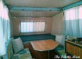 Vintage Camper Remodel With Tips You Can Use In Your Home Diy Decor