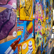 The Greatest Ice Cream Truck Treats, Ranked | Food And Recipes Fifteen Classic Novelty Treats From The Ice Cream Truck Bell The Menu Skippys Hand Painted Kids In Line Reese Oliveira Shawns Frozen Yogurt Evergreen San Children Slow Crossing Warning Blades For Cream Trucks Ben Jerrys Ice Truck Gives Away Free Cups Of Cherry Dinos Italian Water L Whats Your Favorite Flavor For Kids Youtube