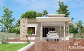 100 Contemporary Home Designs 1087 SQ FT CONTEMPORARY HOME DESIGNS Kerala Design
