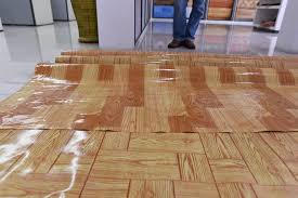 Pvc Wood Vinyl Floor