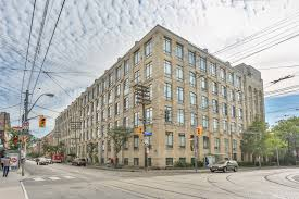 100 The Candy Factory Lofts Toronto THE CANDY FACTORY LOFTS Condos For Sale 993 Queen St W