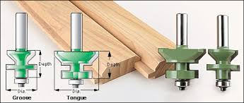 v joint tongue and groove pair lee valley tools