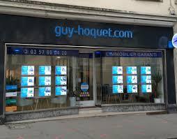 hoquet nancy agence immobilière 37 rue du faubourg des