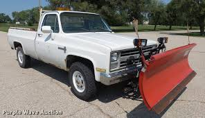 1986 Chevrolet Custom Deluxe 20 Pickup Truck | Item ET9382 |...