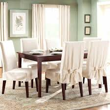 Shabby Chic Dining Room Chair Covers by Charming Dining Room Chair Slipcovers Table Armchairs Shabby Chic