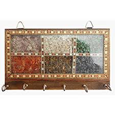 amazon com heartful home wall decor decorative plaque with key