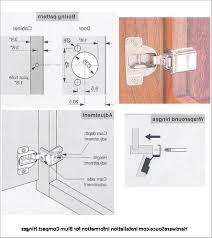Richelieu Cabinet Hardware Template by Blum Hinge Template Eliolera Com