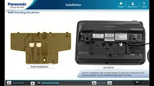 Installing Your Panasonic KX-UT133 VoIP Phone - YouTube Panasonic Kxudt131 Sip Dect Cordless Rugged Phone Phones Constant Contact Kxta824 Telephone System Kxtca185 Ip Handset From 11289 Pmc Telecom Kxtgp 550 Quad Ligo How To Use Call Forwarding On Your Voip Or Digital Kxtg785sk 60 5handset Amazoncom Kxtpa50 Communication Solutions Product Image Gallery Kxncp500 Pure Ippbx Platform Lcot4 Kxhdv130 2line