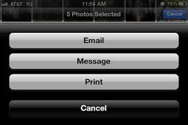 Send Multiple s from an iPhone or iPad