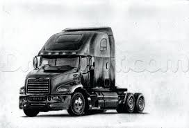 Truck Drawing How To Draw A Truck Step Fire Truck Drawing Easy ...
