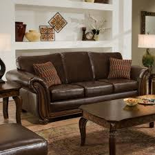 Designs Set Brown Leather Living Ar Rooms Corner Modern