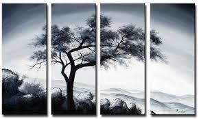 Landscape Paintings Canvas Artwork