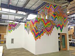 the kaleidoscopic treasures of miami s famed native artist jen stark