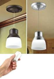 battery pendant light battery operated table ls with