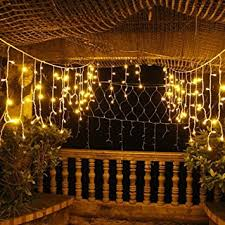 Amazon Solar String Lights Outdoor Garden Decorative Light