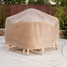 Patio Conversation Set Covers by Patio Furniture Covers Clearance Outdoorlivingdecor