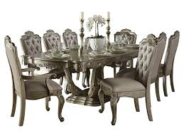 Amazon.com - Fenti Old World European 10PC Dining Set Table, 2 Arm ... Ding Room Chairs Stanley Fniture Spade Arm Chair Brown Ej Victor Imperia 920127 Von Hemert Sets Barker Stonehouse European Bellagio Luxury Set Of 2 Bow515 Upholstered Art Rattan Sofa Rattan Outdoor Europeanstyle High Back Solid Wood Classic Armchairdingrestaurant Chairch824 Buy Armchairwooden Restaurant Chairshigh Parisian Bronze Comfort Night