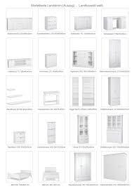 vitrine weiß 80x200x45 cm landhausmöbel esszimmer
