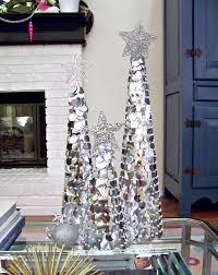 Christmas Sequin Trees