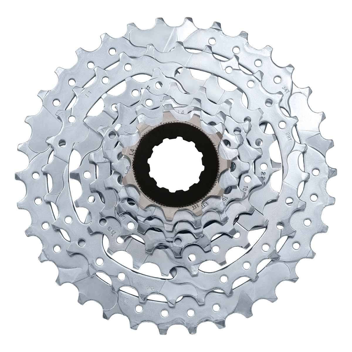 Sunrace M40 Mountain Bike Cassette - 7 Speed, 11-28T