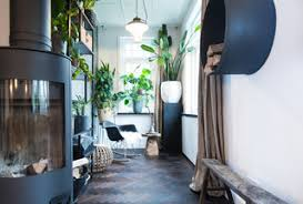 75 wohnzimmer mit dunklem holzboden ideen bilder april