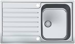 franke küchen spüle argos agx 211 g 127 0197 646