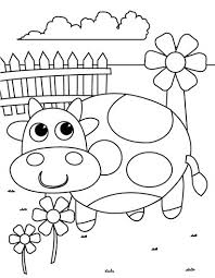 Easy Coloring Book Pages Popular Books For Children
