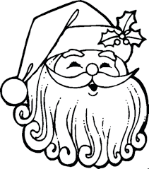 Coloring Pages Year Santa Claus Pdf For Adults Mrs