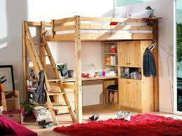 bureau pour mezzanine tendance le lit mezzanine décoration