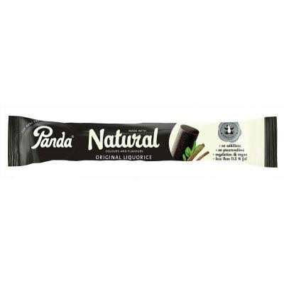 Panda Natural Original Liquorice - 32g