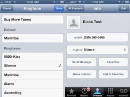 Ignore Unwanted Contacts With A Silent Ringtone [iOS Tips]