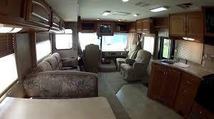 Inside Look Around 07 Fleetwood Fiesta LX Premium Bunk Bed RV