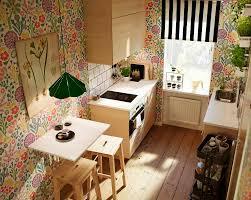 pantryküche wohnideen für miniküchen bei