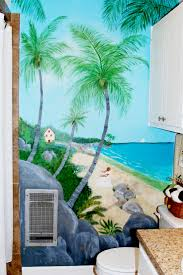 Wall Mural Decals Beach by 9 Best Murals For Wooden Fence Images On Pinterest Beach Mural