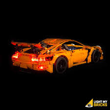BRM Porsche 911 GT1 Kit Blue 124th Scale BRM047LB