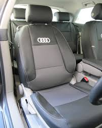 Audi A3 Seat Covers - Black - 1st Generation Car Seat Covers Direct ...