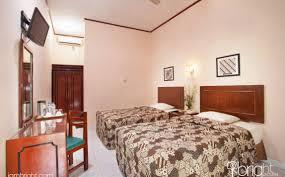 Guest Room Di Hotel Ruba Graha