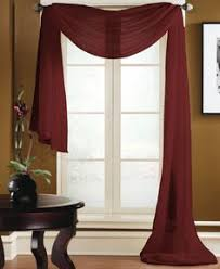 Millers Ready Made Curtains by Scarf Valances