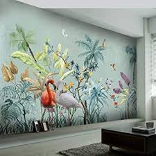 tapete benutzerdefinierte fototapete dreidimensionale tapete handgemalte blumen und vögel fototapeten wohnzimmer tv sofa wall tapete 3d wandbild